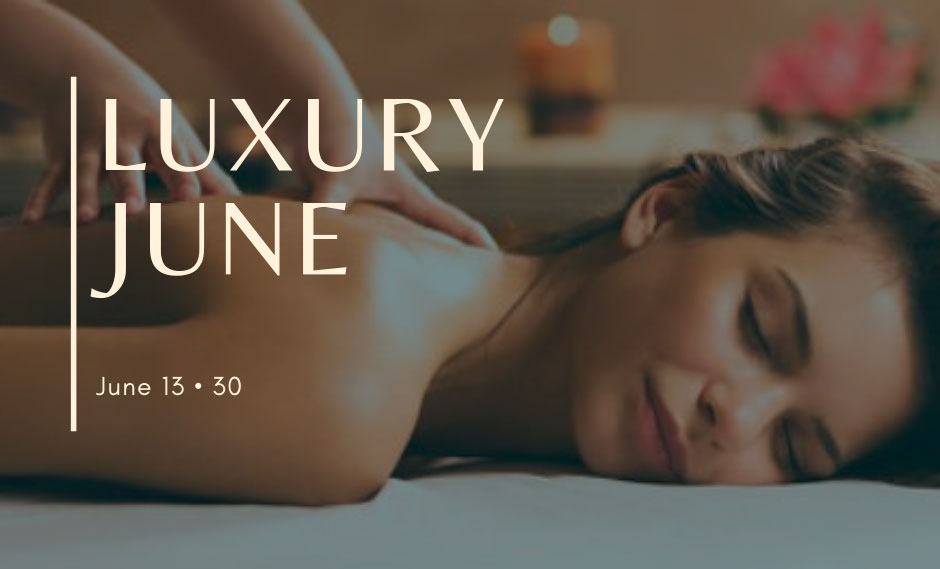 Luxury JUNE at the Hotel Bristol